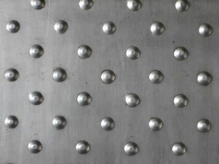 Diamond Plate Ideal For Anti Slip And Decoration