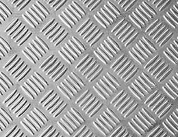 Checker Plate For Anti Slip Flooring And Decoration